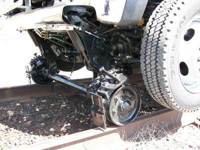 HY-RAIL Trained Repair Shops