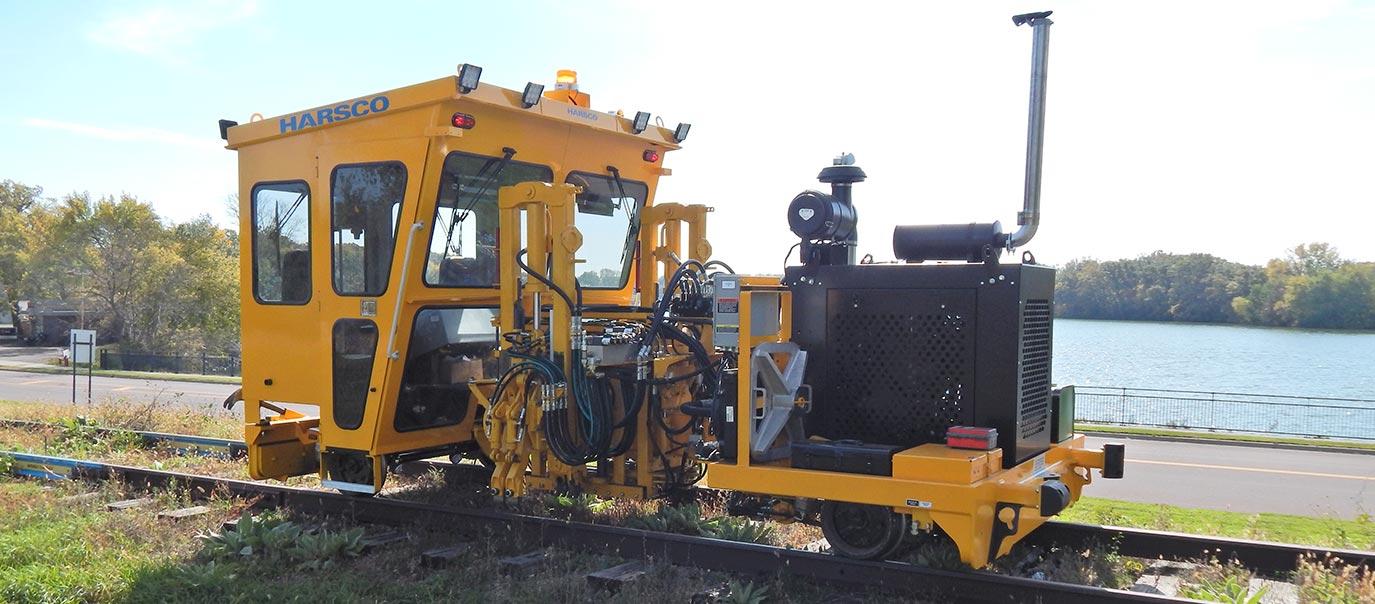 Dual Rail Spike Puller