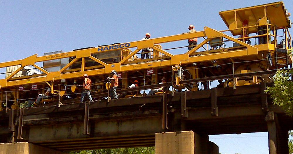 Rail Renewal System